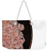 Shrimp Weekender Tote Bag