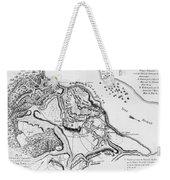 Siege Of Yorktown, 1781 Weekender Tote Bag