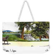 Silver Lake Mill -summer Weekender Tote Bag
