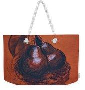 Simply Pears Weekender Tote Bag