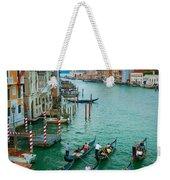 Six Gondolas Weekender Tote Bag