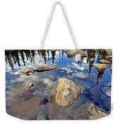 Sky Reflections Weekender Tote Bag