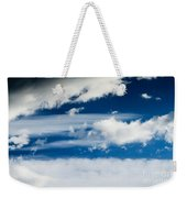 Sky With Clouds Weekender Tote Bag