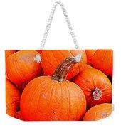 Small Pumpkins Weekender Tote Bag