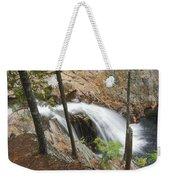 Smalls Falls In Western Maine Weekender Tote Bag