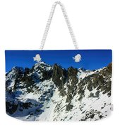 Southern Alps New Zealand Weekender Tote Bag