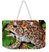 Southern Toad Bufo Terrestris Weekender Tote Bag