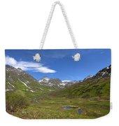 Spring View Weekender Tote Bag