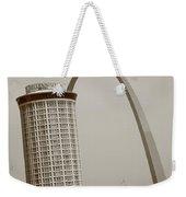 St. Louis - Gateway Arch Weekender Tote Bag