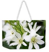 Star Of Bethlehem Weekender Tote Bag