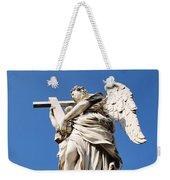 Statue In Vatican City Weekender Tote Bag