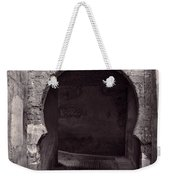 Street In Historic Albaycin In Granada Weekender Tote Bag