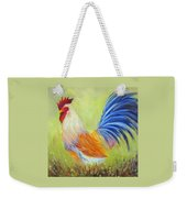 Strutting My Stuff, Rooster Weekender Tote Bag