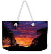 Stunning Sunset Weekender Tote Bag