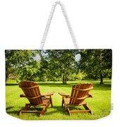 Summer Relaxing Weekender Tote Bag by Elena Elisseeva