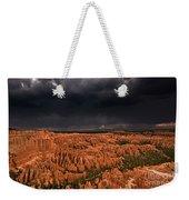 Summer Thunderstorm Bryce Canyon National Park Utah Weekender Tote Bag