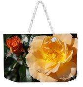 Summer's  Rose Love Weekender Tote Bag