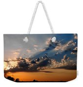 Sunset In Seaford Weekender Tote Bag