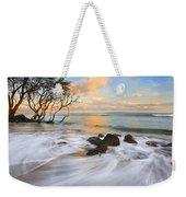 Sunset Tides Weekender Tote Bag