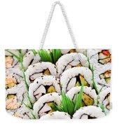Sushi Platter Weekender Tote Bag
