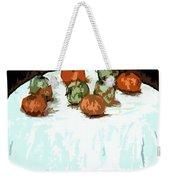 Tablecloth Weekender Tote Bag