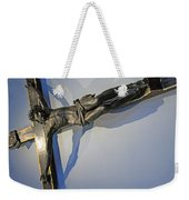 Tacca's The Pistoia Crucifix Weekender Tote Bag