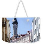 Tallin Estonia Weekender Tote Bag