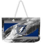 Tampa Bay Lightning Weekender Tote Bag