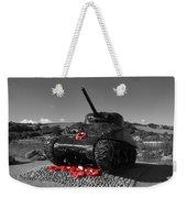 Tank Memorial Weekender Tote Bag