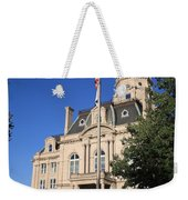 Terre Haute Indiana - Courthouse Weekender Tote Bag