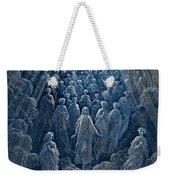 The Angels In The Planet Mercury Weekender Tote Bag