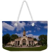 The Castle Of Schwerin Weekender Tote Bag