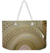 The Ceiling Of Union Station Weekender Tote Bag