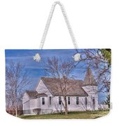 The Church At The Site Of The Old Confederate Soldiers Home Weekender Tote Bag
