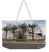 The Cleveland Clinic Lou Ruvo Center For Brain Health By Archite Weekender Tote Bag
