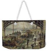 The Coalmen Weekender Tote Bag