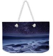 The Cosmos Weekender Tote Bag