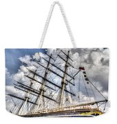 The Cutty Sark Greenwich Weekender Tote Bag