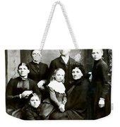 The Family Weekender Tote Bag