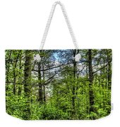 The Forest Path Weekender Tote Bag