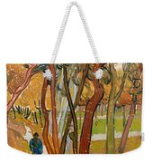 The Garden Of Saint Paul's Hospital Weekender Tote Bag