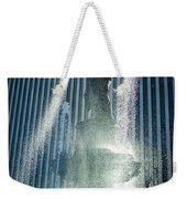 The Genius Of Water  Weekender Tote Bag