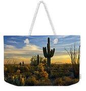 The Golden Southwest  Weekender Tote Bag
