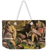 The Great Deluge Weekender Tote Bag