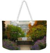 The Greenhouse Weekender Tote Bag