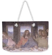 The Last Supper Weekender Tote Bag