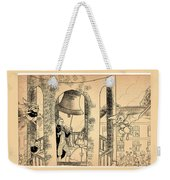 The Liberty Bell Weekender Tote Bag