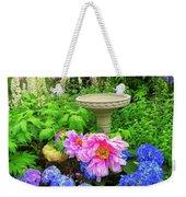 The Magic Garden Weekender Tote Bag