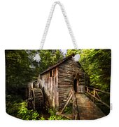 The Mill At Cades Cove Weekender Tote Bag