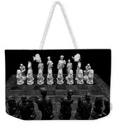 The Opponents View Weekender Tote Bag